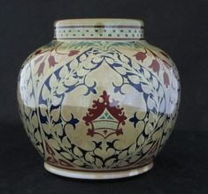 Pilkingtons Lustre Vase  (uk)