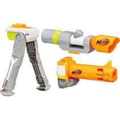 mega nerf sniper attachments - Google Search