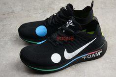 5ace1b81987ae Off-White x Nike Zoom Fly Mercurial Flyknit Black AO2115-001 Virgil Abloh