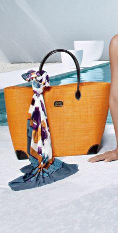 Maryan Mehlhorn Beach Bag