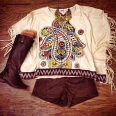 Boho chic #bluesandshoes #carlsbad #californiastyle #streetstyle #fashion #style #bohemian #bohostyle