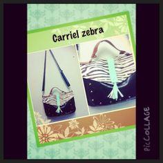 Carriel zebra