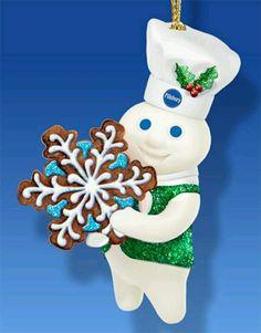 Pillsbury Dough Boy Christmas