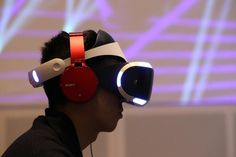 How The PlayStation VR Stacks Up To The Oculus Rift And HTC Vive