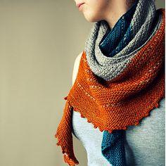 Ashburn shawl