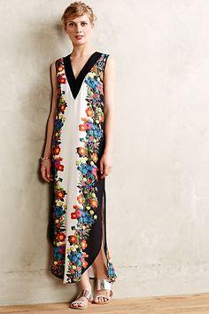 Giroflee Maxi Dress #anthropologie