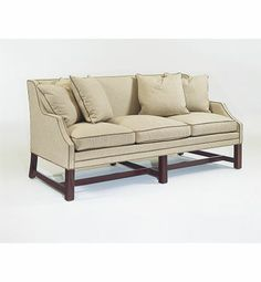 Gallery Sofa from the Thomas O'Brien collection by Hickory Chair Furniture Co.