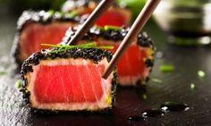 Sushi: uma fórmula vencedora