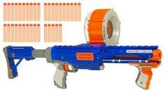 Miltary-Wallpapers Guns-hd-Wallpaper: Nerf shotguns images