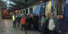 CRÓNICA FERROVIARIA: Línea Roca: Nueva parada del servicio de pasajeros...
