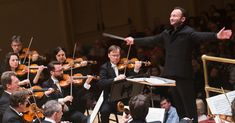 awesome Evaluation: An Ecstatic 'Rosenkavalier' Introduces a Conductor to Carnegie