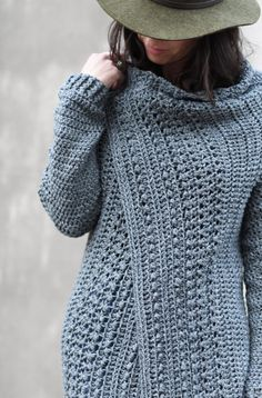 Click below link for free pattern… Free Girls Sweater Crochet Pattern – Mama In A Stitch Crochet Cardigan Pattern, Crochet Jacket, Easy Crochet Patterns, Knit Crochet, Shawl Patterns, Crochet Tops, Crochet Granny, Crochet Ideas, Stitch Patterns