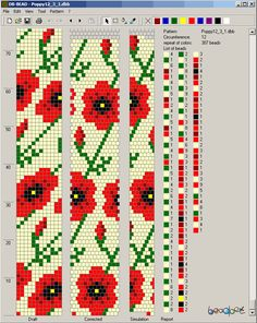 http://beadpet.com/images/crochet_ropes_schemes/flowers/Poppy12_3_1.png