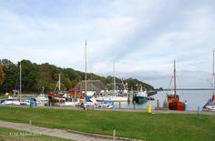 Insel Hiddensee / Germany /   Kloster, Hafen