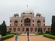 New Delhi Humayun Tomb