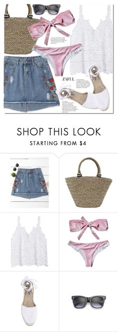 """""""Summer"""" by duma-duma ❤ liked on Polyvore featuring Pia Rossini and Manebí"""