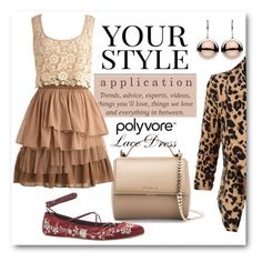 """""""Polyvore App Rocks"""" by afezoftheheart ❤ liked on Polyvore featuring Pussycat, Givenchy, Etro, LE3NO and lacedress"""