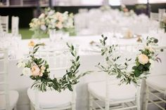 How to use Greenery, 2017 Color of the Year, for your wedding in the Val d'Orcia