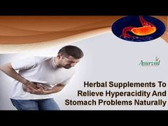 You can find herbal supplements to relieve hyperacidity at http://www.ayurvedresearch.com/herbal-acidity-treatment.htm Dear friend, in this video we are going to discuss about herbal supplements to relieve hyperacidity. Herbozyme capsules are the best herbal supplements to relieve hyperacidity and stomach problems to improve overall health.  Facebook : https://www.facebook.com/ayurvedresearch Twitter : https://twitter.com/ayurvedresearch