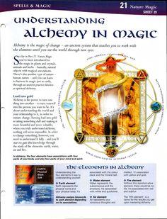 Understanding Alchemy in Magick