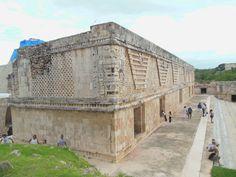 Uxmal ruin