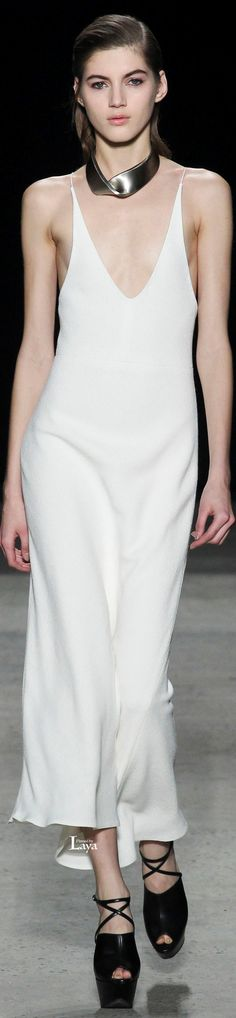 Narciso Rodriguez Fall Winter 2015-16 RTW