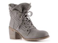 PURCHASED - Felmini Perforated Combat Boot | DSW