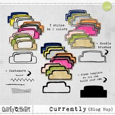 Free Tabs from Quirky Heart {part of The Lilypad Currently Blog Hop}