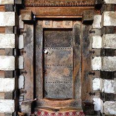 Ethiopia Door