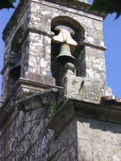 Iglesia parroquial de Colúns (Mazaricos)