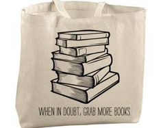 Library Tote Bag Large Totes Beach Bags Canvas Tote Bag Tote Reusable Grocery Bag Tote Teacher Bag Gifts for Teachers Gifts Library Bag