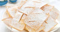 La ricetta delle chiacchiere al forno, tra le ricette dolci di Carnevale da provare subito
