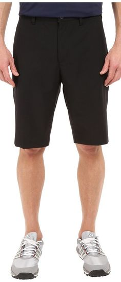 adidas Golf Ultimate Shorts (Black) Men's Shorts - adidas Golf, Ultimate Shorts, AE4196, Apparel Bottom Shorts, Shorts, Bottom, Apparel, Clothes Clothing, Gift, - Street Fashion And Style Ideas