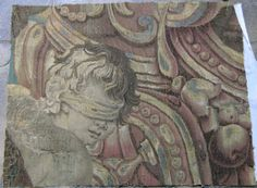 17th tapestry fragment