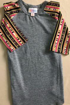 3b883e1f9b0b1 New LuLaRoe Kids Sloan Shirt Size 4 025 #fashion #clothing #shoes  #accessories