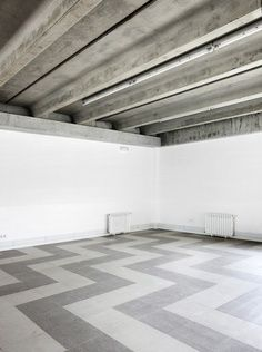 1000 images about exposed concrete ceilings on pinterest for Exposed concrete floor