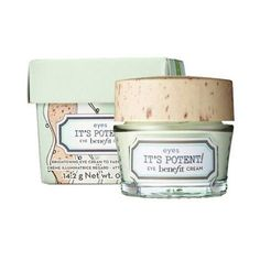 I desperately want this eyecream after the amazing reviews i've read about it!