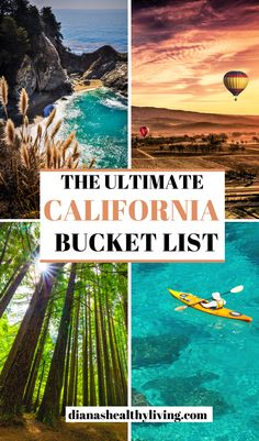 Check out this ultimate California bucket list of places you must visit. It includes Yosemite, La Jolla, Big Sur, Santa Monica, Death Valley, San Francisco, San Diego, Napa Valley, and so many other places to discover. This is the ultimate list of things to do in California. The ultimate bucket listplaces to visit in California.  #california #californiaadventure #californiadreaming #traveltips #northerncalifornia #roadtrip |USA Travel| USA Trip| Things to do in California | California… California Travel Guide, California Destinations, Usa Travel Guide, Travel Usa, Travel Destinations, Places To Travel, Places To Visit, Visit Usa, Us Road Trip