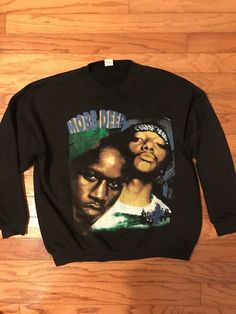 Vintage 90s Mobb Deep The Infamous Tour Music Rap Tee Black T-Shirt | Clothes, Shoes & Accessories, Men's Clothing, T-Shirts | eBay!