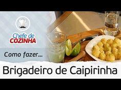 COMO FAZER BRIGADEIRO DE CAIPIRINHA   Ana Maria Brogui #104 - YouTube