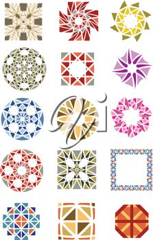 1000 Images About Mosaic Pattern Inspiration On Pinterest
