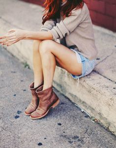 Como Usar: Ankle Boot Marrom