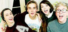HEYYY! GIF Troye, Tyler, Joe & Zoe  #Youtubers