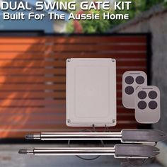 Automatic swing gate security wiring diagram for gate opener buy 300kgs dual swing gate operator for home automation including remote control and controllerswing gate cheapraybanclubmaster Gallery