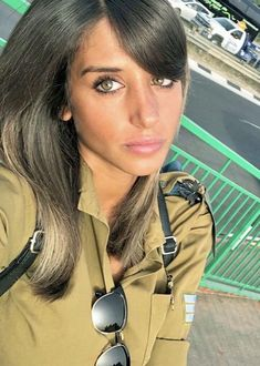 Israeli army girls tgp were