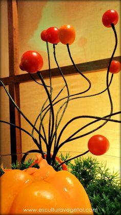ARTE, FORMAS Y COLORES, todos para una Emoción ! ¡ Nuestra meta es proporcionarte los recursos que necesites para el éxito en tus presentaciones de cocktails, platos y buffets!  www.esculturavegetal.com