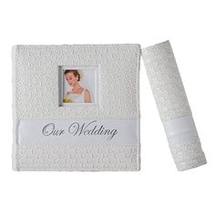 Profolio 4-Inch-by-6-Inch Leatherette Wedding Photo Album Cover - White *** (This is Amazon Affiliate Link) Want additional info? Click on the image.