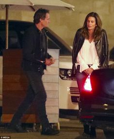 Cindy Crawford has LA date night with hubby Rande Gerber  She is an international fashion icon with a legendary modeling career.  And on Friday Cindy Crawford lived up to her reputation for style when she was photographed stepping out in Los Angeles Wednesday night.  The 51-year-old 1990s Supermodel rocked a leather jacket over a frilly blouse when she was seen emerging from a restaurant with her husband Rande Gerber.  Stepping out: Cindy Crawfordrocked a leather jacket over a frilly blouse…