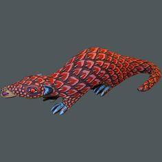 Image result for red pangolin