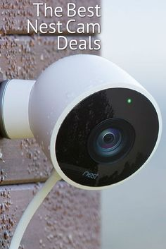 If you are interested in the Nest Cam but trying to find the best deal, you have come to the right place!  The Nest Cam is extremely popular these days, but it also have be a significant investment for most people. With this in mind, I created this resource page to keep track of all the top Nest Cam deals from various merchants online.